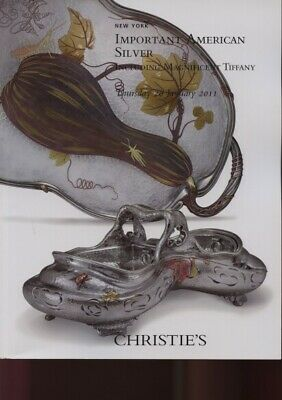 Christies 2011 Important American Silver & Magnificent Tiffany