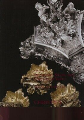 Christies 2009 Important Silver & Objects of Vertu