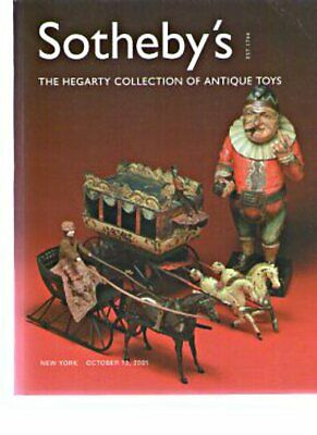 Sothebys 2001 The Hegarty Collection of Antique Toys