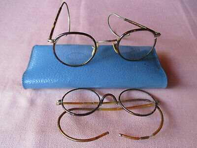 Vintage Antique Spectacles / Eyeglasses 1920's