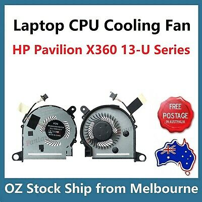 Laptop CPU Cooling FAN For HP Pavilion X360 13-U M3-U Series 855966-001