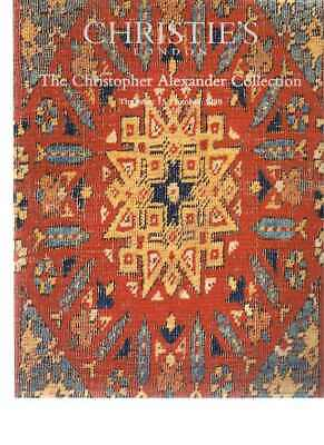 Christies 1998 The Alexander Collection (of Carpets)