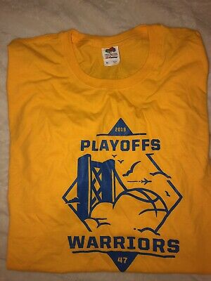 dbbc5d6f GOLDEN STATE WARRIORS Strength In Numbers 20014 2015 Playoffs SGA ...