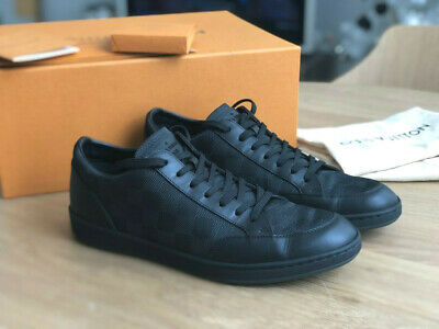 faf6b6f01c94 LOUIS VUITTON OFFSHORE sneakers Made in Italy UK6 US7 eu40 shoes ...