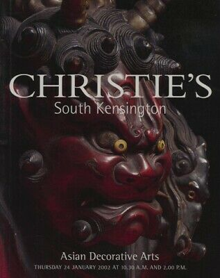 Christies 2002 Asian Decorative Arts