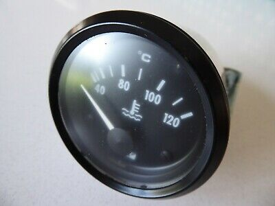Lucas/vdo Engine Temp Gauge Electrical Sib421 For Jaguar/mg/triumph Or Kit Car