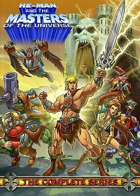 He-Man and the Masters of Universe: The Complete Series
