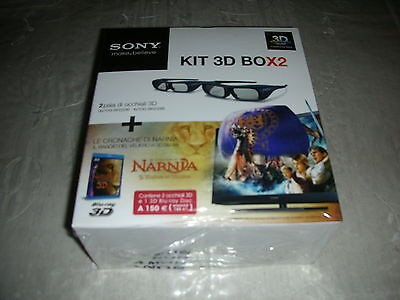 Sony Kit 3D Box2 Nuovo!