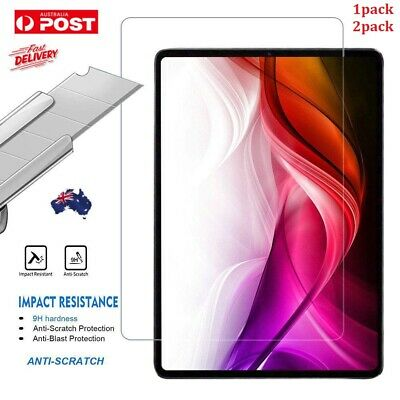For Apple iPad Pro 2018 11 inch Ultra HD Clear Tempered Glass Screen Protector