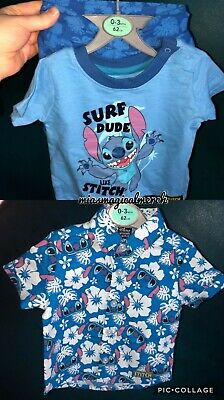 Brand New Baby/'s Primark Disney Ariel Clothing Outfit Short Set 2 To Choose