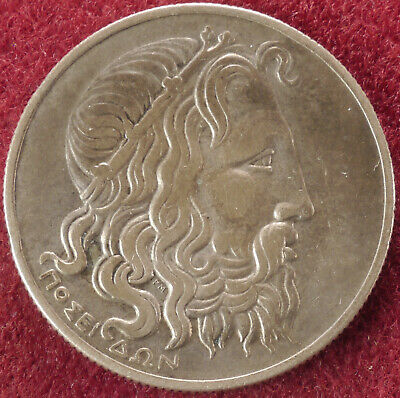 Greece 20 Drachma 1930 (F2503)