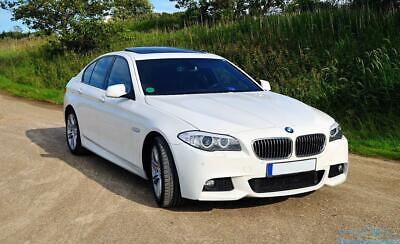 BMW 5 Series 520d 135kW Turbo Diesel ECU Remap +35bhp +68Nm Chip Tuning