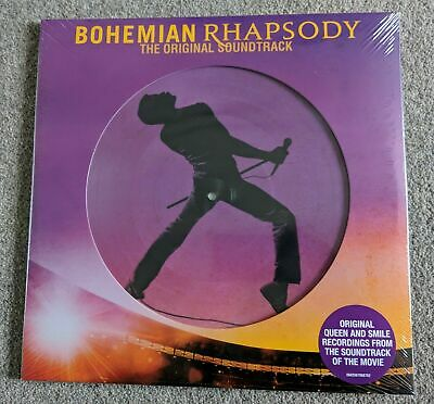Queen Bohemian Rhapsody  2019 Record Store Day  Limited Picture Disc Rsd Sealed