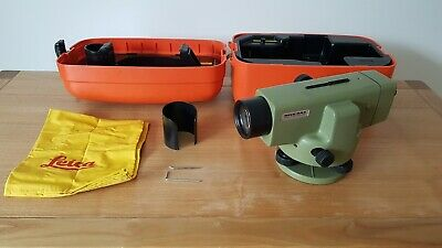 Wild Heerbrugg Leica NA2 Automatic level including Calibration Certificate