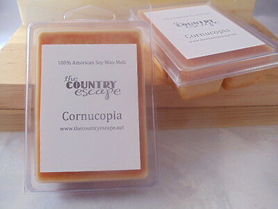 200 Scents Available SPECIAL OFFER 8 pks Soy Wax Clamshell Melt Tarts