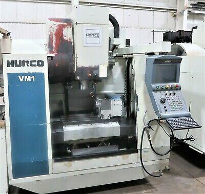 HURCO VM1 MACHINING Center - $20,000 00 | PicClick