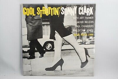 Sonny Clark,Art Farmer,Jackie McLean,Paul Chambers,BST 1588,Blue Note Japan LP