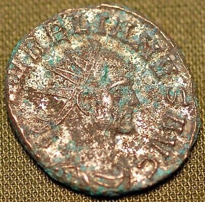 231-268 Roman Ancient Coin Antonine Aurelianus Imperatore