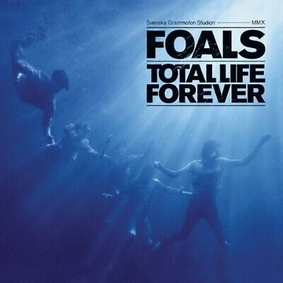 Foals - Total Life Forever [New CD] UK - Import