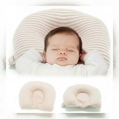 Newborn Baby Pillow Infant Head Shaping 3 Sizes 0-2-6-8 Months (2-8 Old)