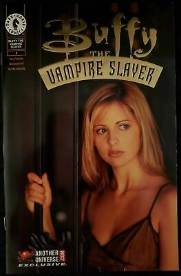 Buffy The Vampire Slayer (1998) #1 Another Universe Gold Foil - Collectors Copy.