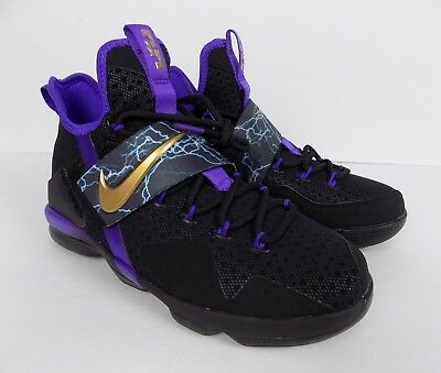 a3e5577a5ee8 Nike Lebron XIV 14 HWC Belt Pack The Undertaker WWE Youth SZ 6Y AA3258-590