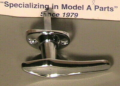 FORD MODEL A OUTSIDE SCROLL NON-LOCKING DOOR HANDLE LEFT FRONT//RIGHT REAR1928-29
