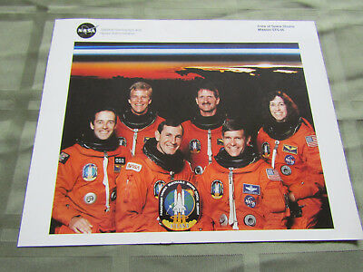 Nasa Press Photo Space Shuttle Mission STS-66