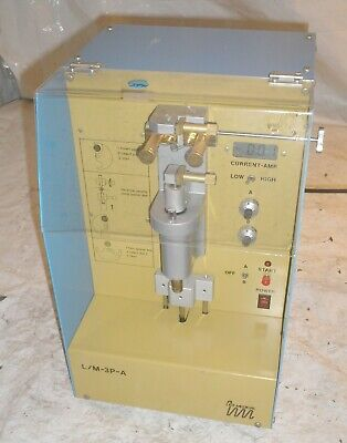 List Medical L/M-3P-A Vertical Pipette Puller Pipette to Micropipette Maker