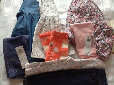Baby Girls Clothes Bundle 9-12 Months. BNWT. Includes Blade & Rose.
