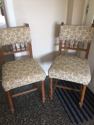 2 Hall Bedroom Chairs
