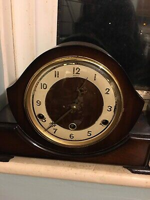 Andrews Mantle Chime Clock