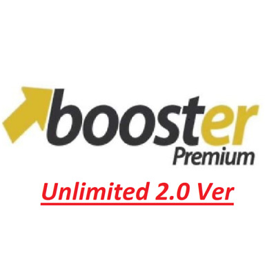 Booster theme 2.0 - PREMIUM theme 2019 - Retails for $179- QUICK Delivery
