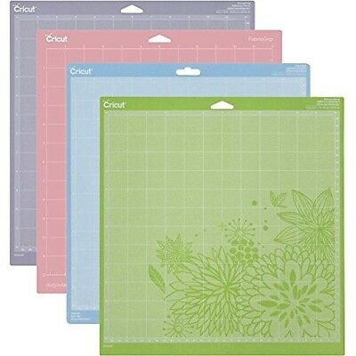 New Cricut 12in x 12in Variety Cutting Mat Bundle