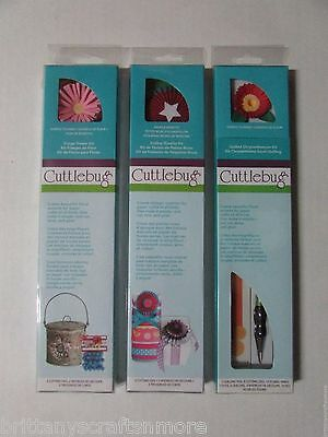 New Cuttlebug Quilling Kits