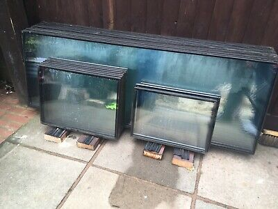 24 Panels Of Tempered Glass From A Conservatory