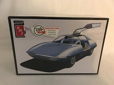 AMT The Man From Uncle Piranha Super Spy Car model Kit SEALED 1//25th scale