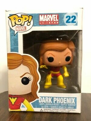 Funko Pop Vinyl X-Men Dark Phoenix Marvel Universe #22 Vaulted