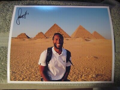 Larry Fitzgerald Autographed Signed Photo Picture 8 x 10 Arizona Cardinals NFL