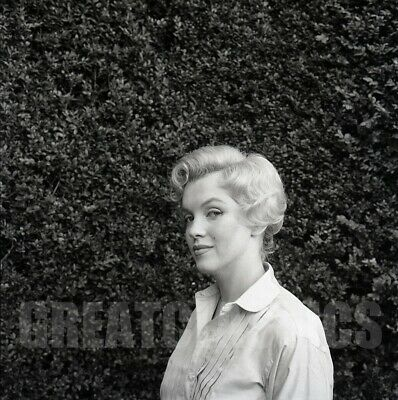 Marilyn Monroe Prince & Showgirl 1956 2 1/4 Camera Negative Milton Greene