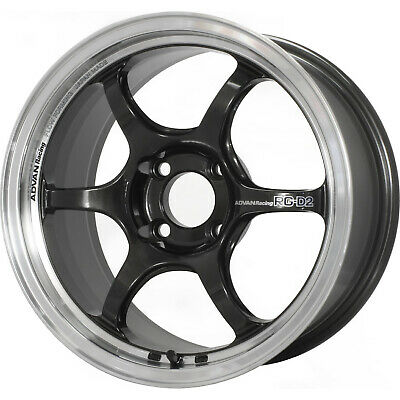 Genuine Advan Racing Rs D R18 9j 45 5x114 3