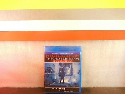 Chris J. Murray * Paranormal Activity: The Ghost Dimension (Blu-ray/DVD, 2016