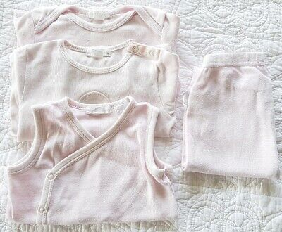 Purebaby Pure Baby size 00 3-6 Months Girls Bulk Lot x 4