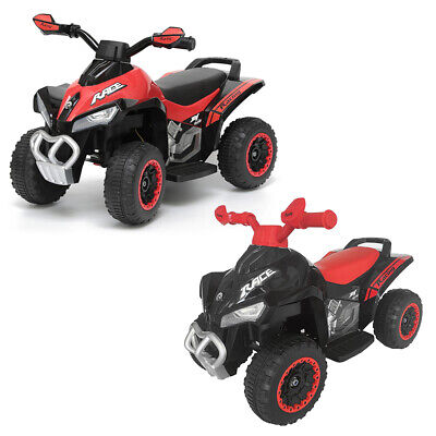 Indoor/Outdoor Rechargeable 6V Electric Quad Ride On/Motorbike/Bike/Kids/Toddler