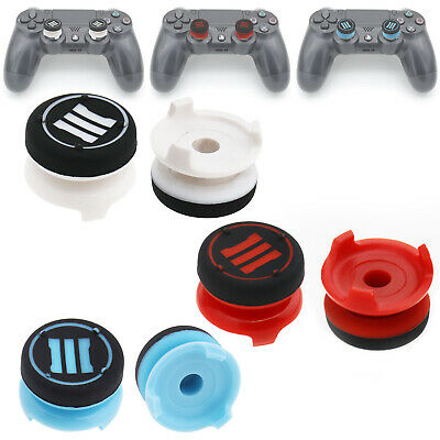 Thumb Extender Grips Caps for Sony PS3/4 Game Console XBox 360 3 Color