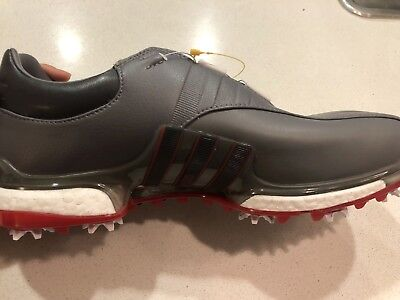 low priced 81d18 106b3 ADIDAS GOLF MENS Tour360 EQT BOA Leather Golf Shoes ...
