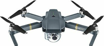 DJI Mavic Pro Quadcopter Drone With Remote Controller - Gray - NEW SEALED