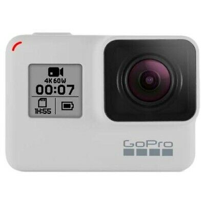 GoPro HERO7 Black in Dusk White (CHDHX-702) [GOPRO WARR]