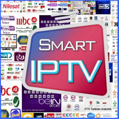 smart iptv 12mois abonnement m3u full hd mag vlc android box vod