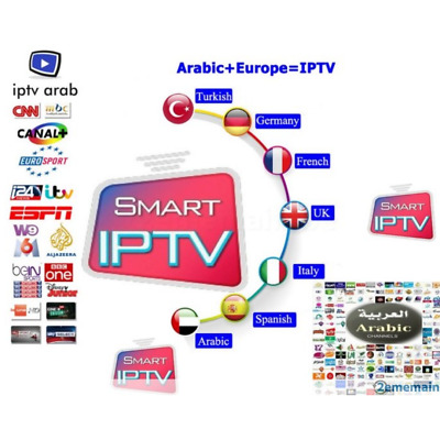 smart iptv 12mois abonnement 7000chaine m3u full hd mag vlc android box vod